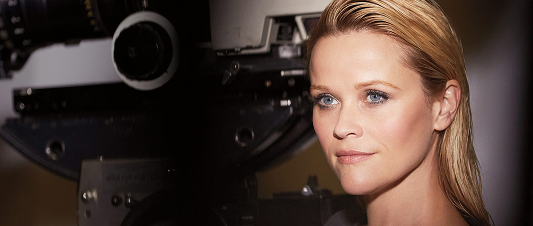 Introducing Reese Witherspoon Our New Storyteller-In-Chief