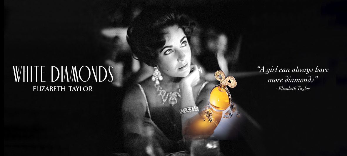 White Diamonds Elizabeth Taylor